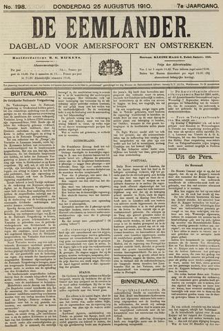 De Eemlander 1910-08-25