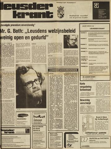 Leusder Krant 1978-04-13