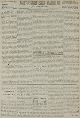 Amersfoortsch Dagblad / De Eemlander 1920-04-12