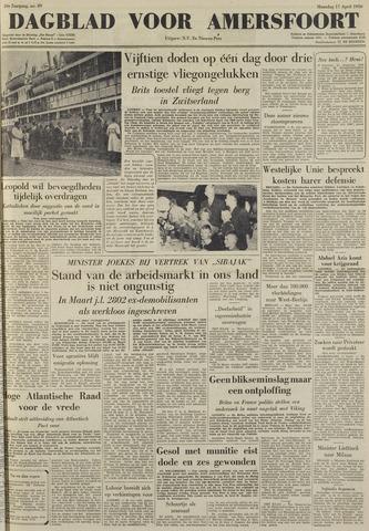 Dagblad voor Amersfoort 1950-04-17