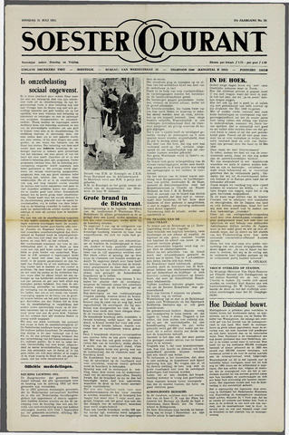 Soester Courant 1951-07-31