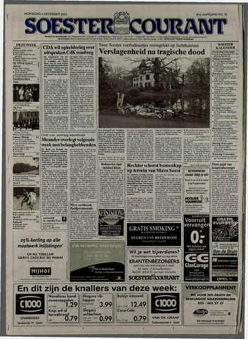 Soester Courant 2002-12-04
