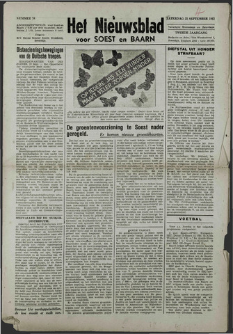 Soester Courant 1943-09-25