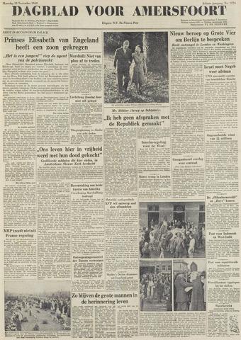 Dagblad voor Amersfoort 1948-11-15