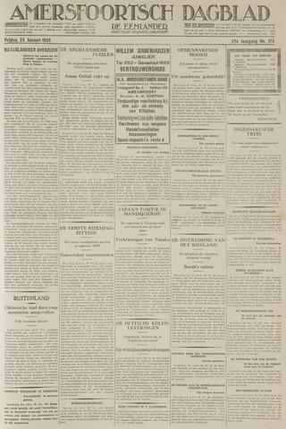 Amersfoortsch Dagblad / De Eemlander 1929-01-25