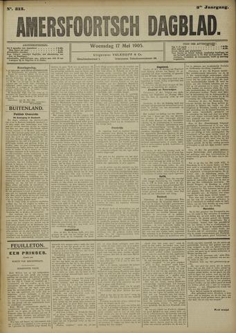 Amersfoortsch Dagblad 1905-05-17