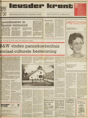 Leusder Krant 1986-08-05