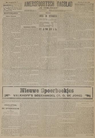 Amersfoortsch Dagblad / De Eemlander 1919-07-08