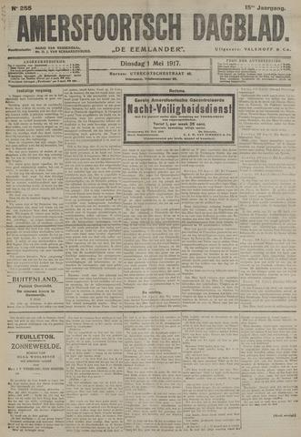 Amersfoortsch Dagblad / De Eemlander 1917-05-01