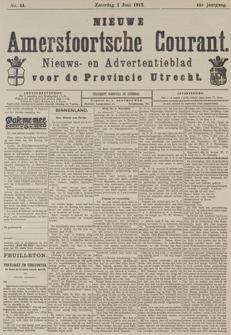Nieuwe Amersfoortsche Courant 1912-06-01