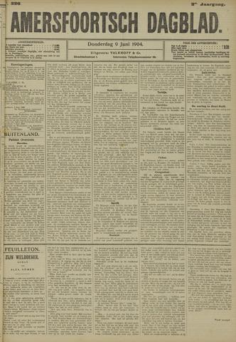 Amersfoortsch Dagblad 1904-06-09