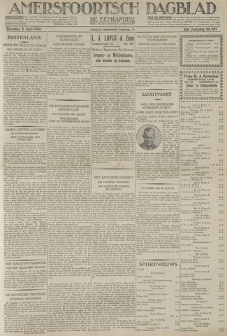 Amersfoortsch Dagblad / De Eemlander 1928-04-02