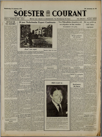 Soester Courant 1972-08-31