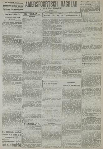 Amersfoortsch Dagblad / De Eemlander 1921-09-24