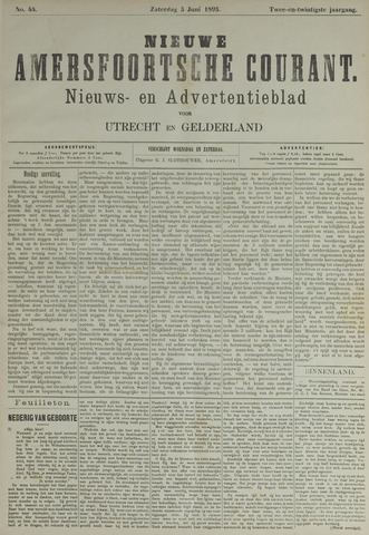 Nieuwe Amersfoortsche Courant 1893-06-03