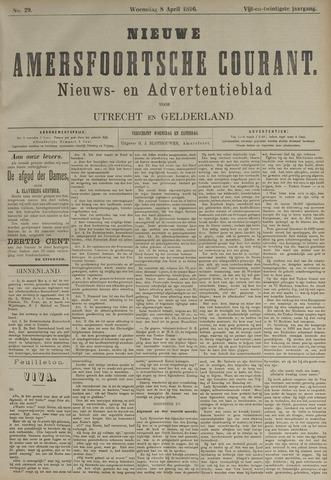 Nieuwe Amersfoortsche Courant 1896-04-08