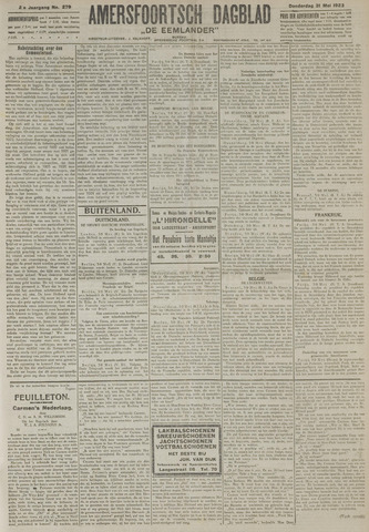 Amersfoortsch Dagblad / De Eemlander 1923-05-31