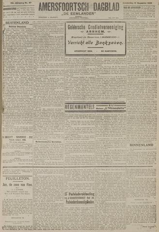 Amersfoortsch Dagblad / De Eemlander 1920-08-12