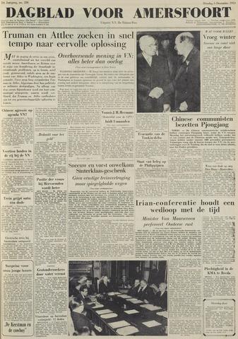 Dagblad voor Amersfoort 1950-12-05