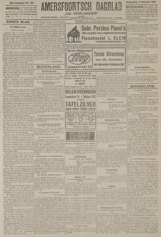 Amersfoortsch Dagblad / De Eemlander 1925-02-04