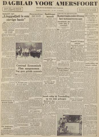 Dagblad voor Amersfoort 1947-02-06