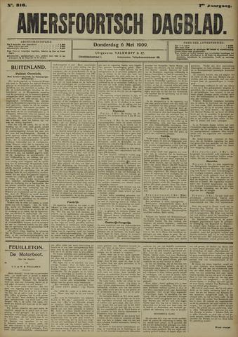 Amersfoortsch Dagblad 1909-05-06