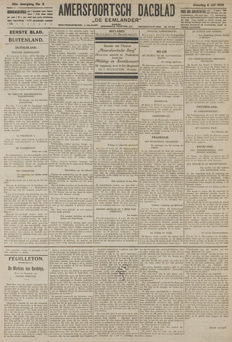 Amersfoortsch Dagblad / De Eemlander 1926-07-06