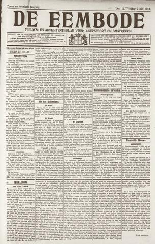 De Eembode 1913-05-09