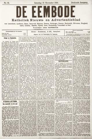 De Eembode 1899-11-25