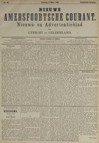 Nieuwe Amersfoortsche Courant 1888-03-17