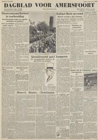 Dagblad voor Amersfoort 1948-07-27