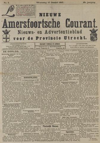Nieuwe Amersfoortsche Courant 1917-01-17
