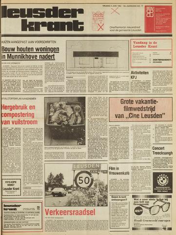 Leusder Krant 1982-06-04