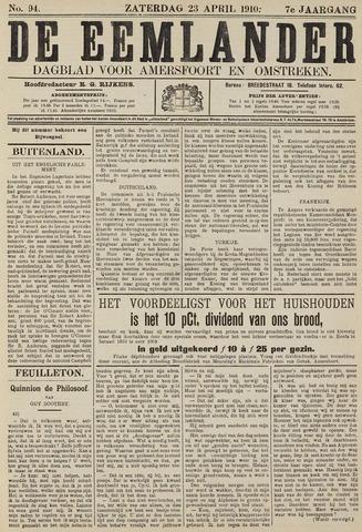 De Eemlander 1910-04-23