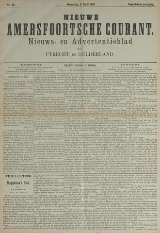Nieuwe Amersfoortsche Courant 1890-04-09