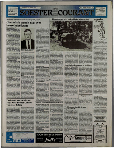 Soester Courant 1987-05-13