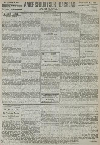 Amersfoortsch Dagblad / De Eemlander 1922-03-30