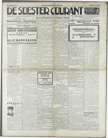 Soester Courant 1931-06-12