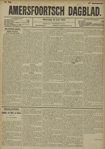 Amersfoortsch Dagblad 1905-07-24