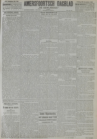 Amersfoortsch Dagblad / De Eemlander 1921-11-25