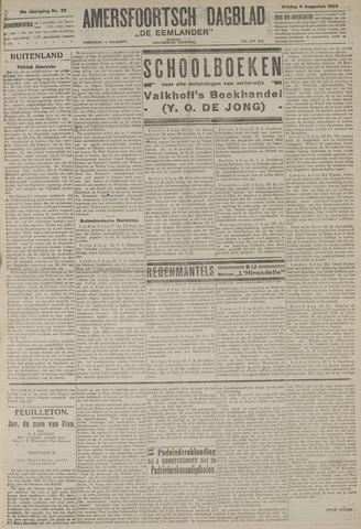 Amersfoortsch Dagblad / De Eemlander 1920-08-06