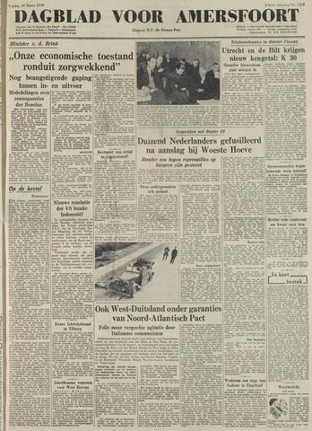 Dagblad voor Amersfoort 1949-03-18