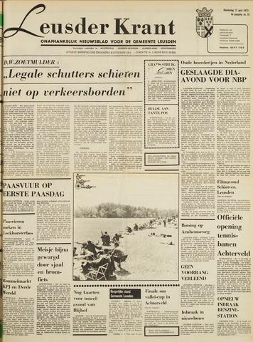 Leusder Krant 1973-04-12