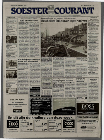 Soester Courant 2003-03-19