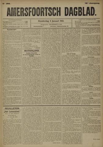 Amersfoortsch Dagblad 1912-01-04