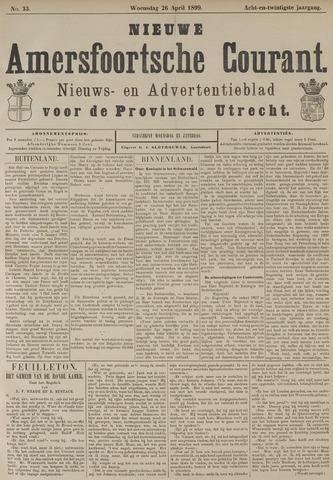 Nieuwe Amersfoortsche Courant 1899-04-26