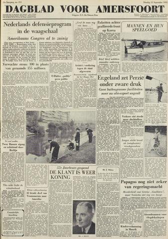Dagblad voor Amersfoort 1951-09-11