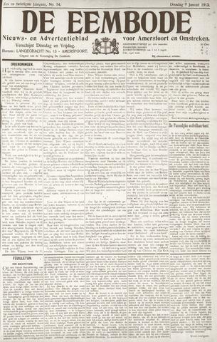 De Eembode 1913-01-07