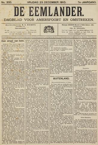 De Eemlander 1910-12-23