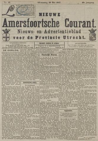 Nieuwe Amersfoortsche Courant 1917-05-30